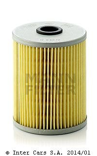 Filtr hydrauliczny MANN FILTER H 929/3