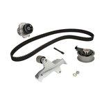 Zestaw paska rozrządu + pompa cieczy chłodzącej PowerGrip® GATES KP85491XS-1
