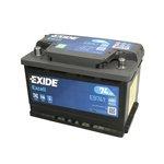 Akumulator EXIDE EXCELL EB741 - Montaż w cenie przy odbiorze w warsztacie!