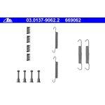 Zestaw naprawczy szczęk hamulcowych ATE-TEVES  03.0137-9062.2