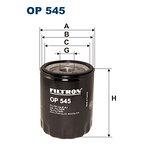 Filtr oleju FILTRON OP545