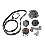 Rozrząd komplet (pasek + rolka + pompa wody) HEPU PK05570