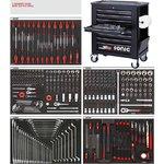 Wózek narzędziowy z wyposażeniem SONIC 733909