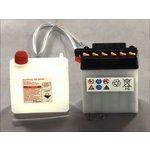 Akumulator VARTA FUNSTART FRESHPACK YB3L-B