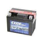 Akumulator EXIDE BIKE AGM YTX4L-BS