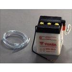 Akumulator rozruchowy YUASA 6N4-2A-5
