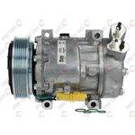 Kompresor klimatyzacji NISSENS 89076