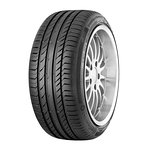 CONTINENTAL ContiSportContact 5 245/45 R17 95 W MO, FR