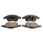 Ceramiczne klocki hamulcowe JURID WHITE 573243JC