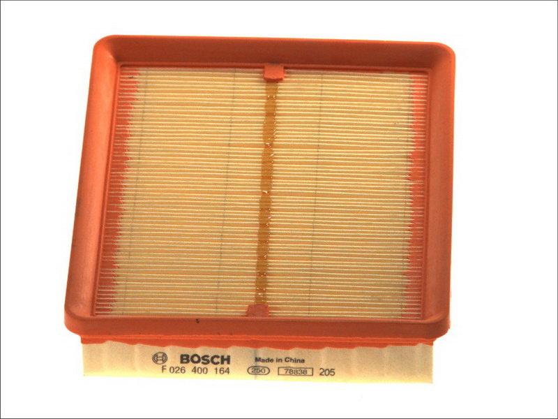 Wkład filtra powietrza BOSCH F 026 400 164 - darmowa dostawa do 5000 warsztatów Motointegrator Partner i 170 sklepów Inter Cars