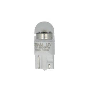Żarówka (pomocnicza) W5W OSRAM Warm White - blister 2 szt., bezcokołowa