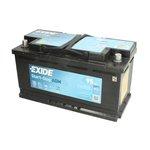 Akumulator EXIDE START STOP AGM EK950 - 95Ah 850A P+