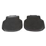 Uniwersalne dywaniki gumowe czarny POLGUM PG220C