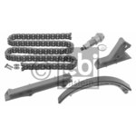 Rozrząd komplet (łańcuch + elementy) FEBI 30301