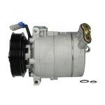 Kompresor klimatyzacji NISSENS NIS 89343