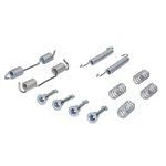 Zestaw montażowy szczęk hamulcowych TRW AUTOMOTIVE SFK222
