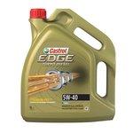 Olej CASTROL EDGE TURBO DIESEL 5W40 Edge TurboDiesel 5W-40