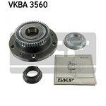 Zestaw łożyska koła SKF VKBA 3560
