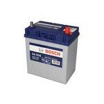 Akumulator BOSCH SILVER S4 018 - 40Ah 330A P+ - Montaż w cenie przy odbiorze w warsztacie!