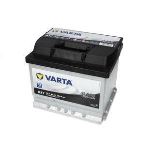 Akumulator VARTA BLACK DYNAMIC 41Ah 360A P+