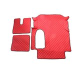 Dywanik podłogowy F-CORE F-CORE FL21 RED