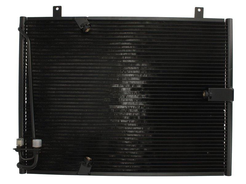 Chłodnica klimatyzacji THERMOTEC KTT110091 - darmowa dostawa do 5000 warsztatów Motointegrator Partner i 170 sklepów Inter Cars