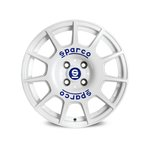Felgi do Motorsportu SPARCO A17510845SPTERRAW
