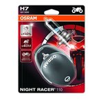 Żarówka (halogenowa) H7 OSRAM Night Racer 110% - blister 2 szt.