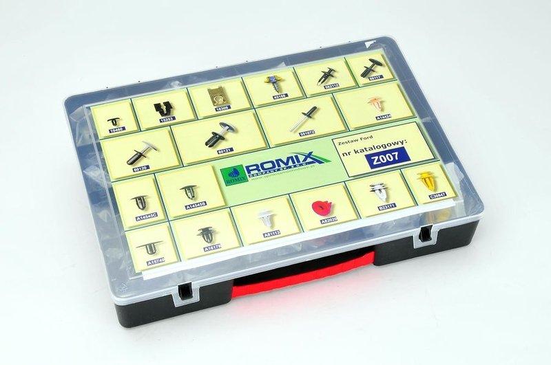 Spinka tapicerska ROMIX ROM Z007 - darmowa dostawa do 5000 warsztatów Motointegrator Partner i 170 sklepów Inter Cars