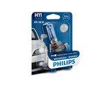 Żarówka (halogenowa) H11 PHILIPS WhiteVision - blister 1 szt.