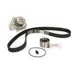 Rozrząd komplet (pasek + rolka + pompa wody) HEPU PK00450