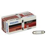 Żarówka (pomocnicza) C5W PHILIPS - karton 10 szt., rurkowa