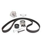 Zestaw paska rozrządu + pompa cieczy chłodzącej PowerGrip® GATES KP35623XS-1