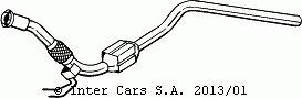 Katalizator BOSAL 099-478