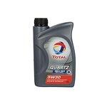 Olej TOTAL Quartz INEO ECS 5W30, 1 litr