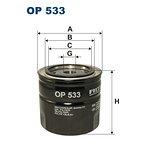 Filtr oleju FILTRON OP533