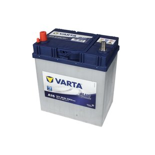 Akumulator VARTA BLUE DYNAMIC A15 - 40Ah 330A L+ - Montaż w cenie przy odbiorze w warsztacie!