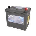 Akumulator EXIDE PREMIUM EA654 - 65Ah 580A P+ - Montaż w cenie przy odbiorze w warsztacie!