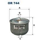 Filtr oleju FILTRON OR744