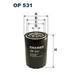 Filtr oleju FILTRON OP531
