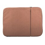 Pokrowiec na laptopa MODECOM  MDC LC-PLUSH-15-BROWN
