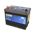 Akumulator EXIDE EXCELL EB705 - 70Ah 540A L+ - Montaż w cenie przy odbiorze w warsztacie!