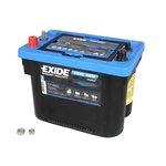Akumulator EXIDE DUAL AGM EP450 - 50Ah 450Wh/750A L+
