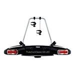 Uchwyt rowerowy na hak holowniczy THULE EURO CLASSIC G6 LED - 928 na 2 lub 3 rowery