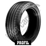 Opona Track Day PROFIL 225/45R17 PROSPORTH 004