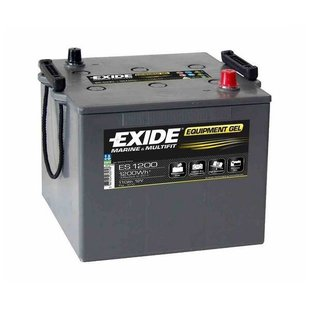 Akumulator EXIDE EQUIPMENT GEL ES1200 - 110Ah 1200Wh P+
