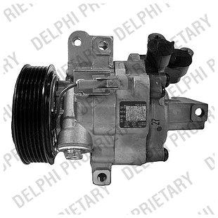 Kompresor klimatyzacji DELPHI TSP0155881