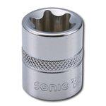 "Nasadka E-Torx SONIC 1/4"" E16"