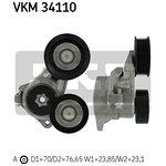 Napinacz paska klinowego SKF VKM 34110