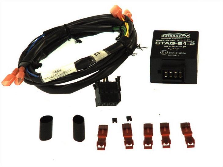 Emulator wtryskiwaczy AC STAG E 1-2 - darmowa dostawa do 5000 warsztatów Motointegrator Partner i 170 sklepów Inter Cars